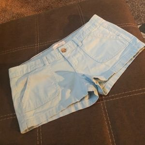 Hollister Distressed Cotton Shorts PreOwned Size 3